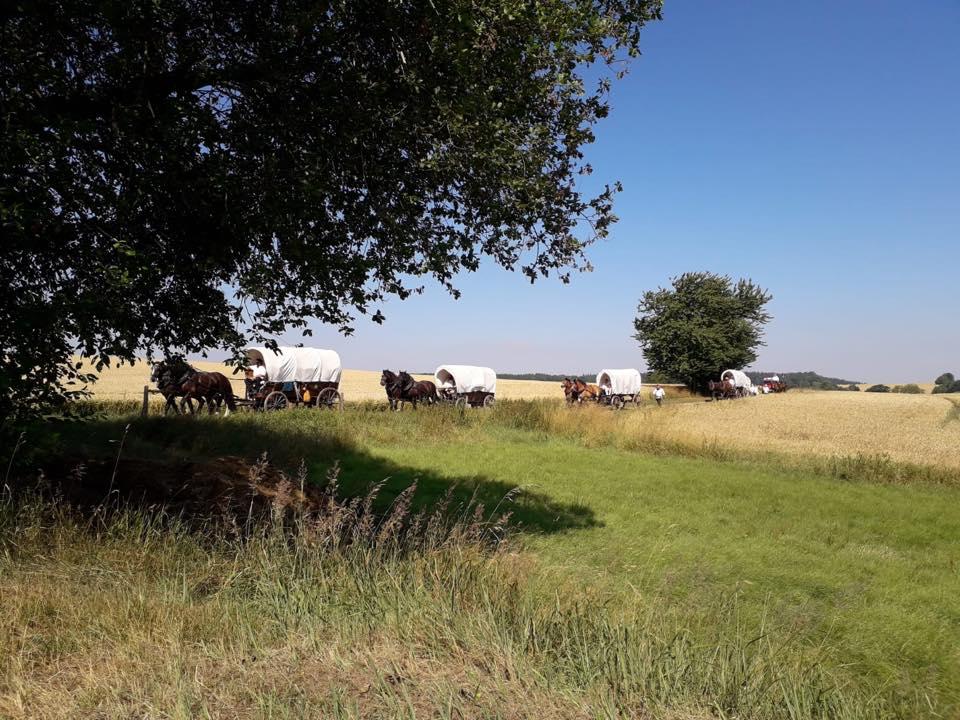 Die Siedler sind unterwegs - CDU HAINICHEN-STRIEGISTAL